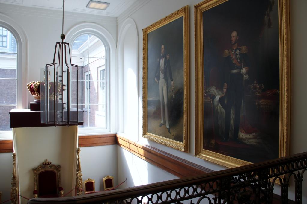 Trappenhuis Binnenhof 1A